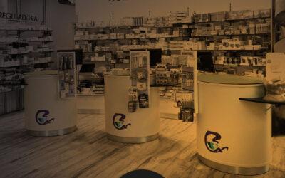 La importancia del mostrador de farmacia