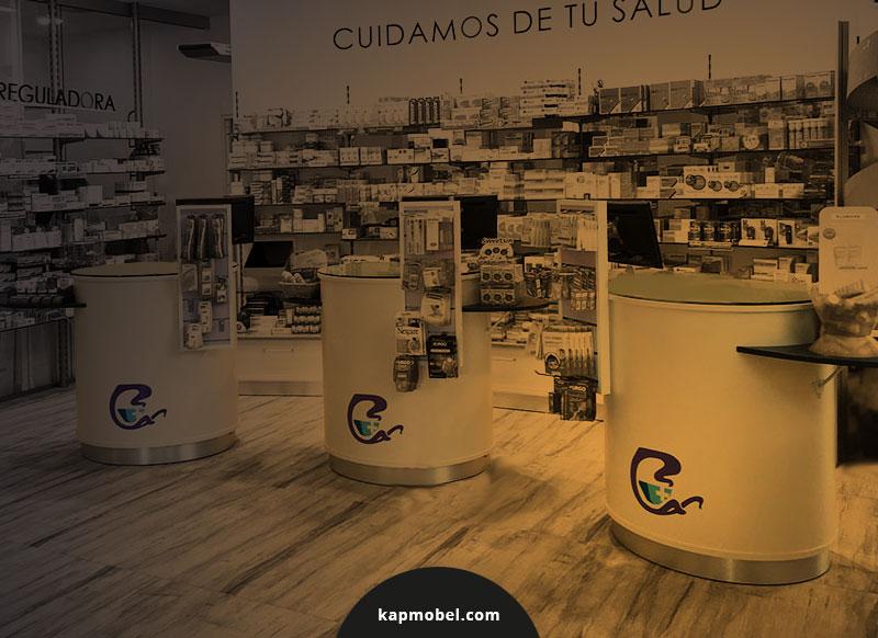 importancia del mostrador de farmacia
